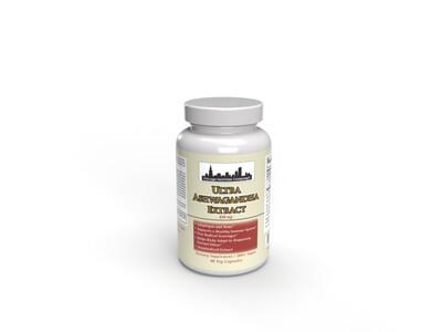 Ultra Ashwagandha Extract 450mg - 90 Capsules