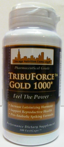 TribuForce Gold 500mg