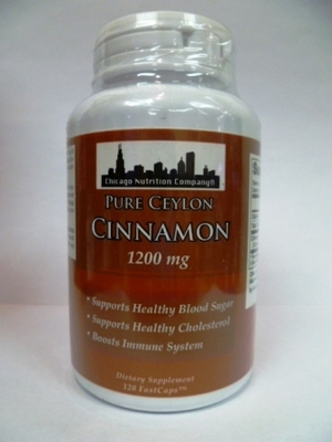 Cinnamon - Pure Ceylon 1200 mg