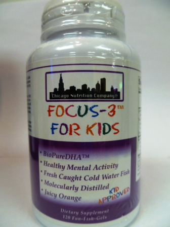 Focus-3 For Kids