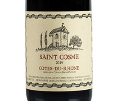 St Cosme Cotes du Rhone (Creamery)