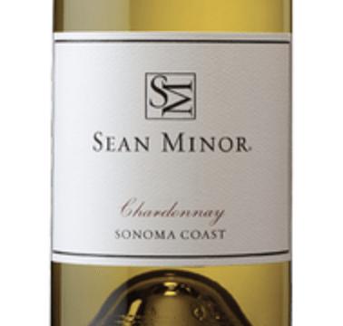Sean Minor Chardonnay Sonoma Coast (Creamery)