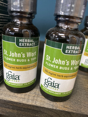 St. Johns Wart Flower Buds 1oz