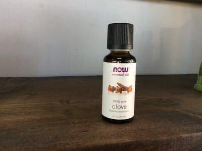 Clove Essential Oil 1fl.oz