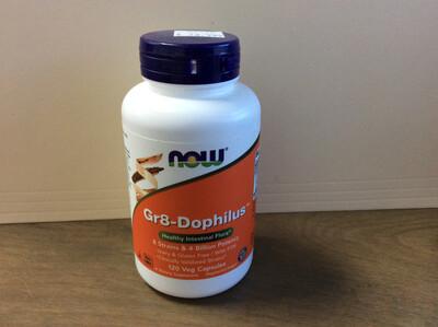 Gr8-Dophilus 120ct