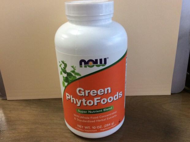 Green PhytoFoods 10oz