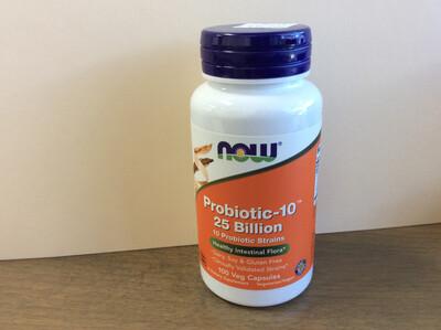 Probiotic-10 25 Billion 100ct