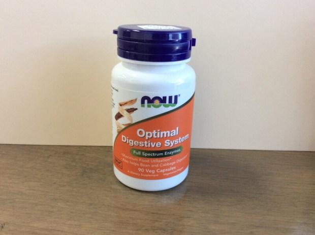 Optimal Digestive System 90 Vcap