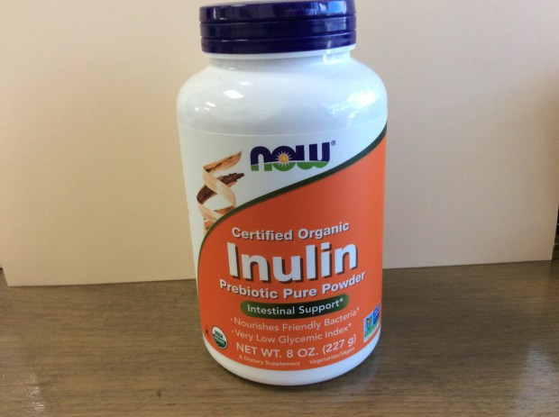 Inulin Prebiotic Powder 8oz