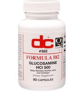 DC Glucosamine HCI 500