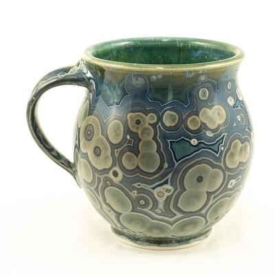 Crystalline Glaze Mug by Andy Boswell #ABM0000189