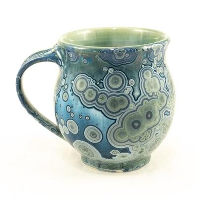 Crystalline Glaze Mug by Andy Boswell #ABM2010003