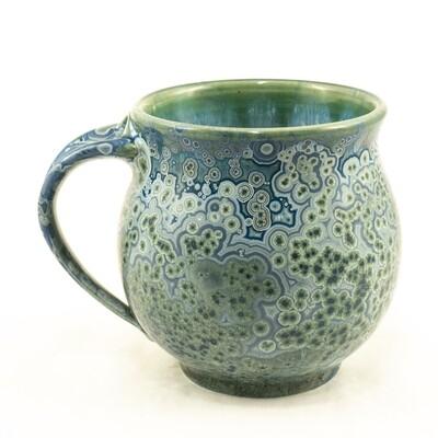 Crystalline Glaze Mug by Andy Boswell #ABM2010006