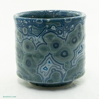 Crystalline Glaze Yunomi Cup Andy Boswell #ABW2000061