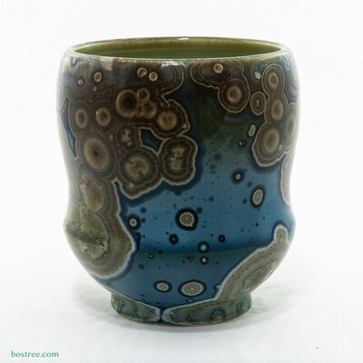 Crystalline Glaze Yunomi Cup Andy Boswell #ABW2000063