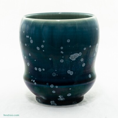 Crystalline Glaze Yunomi Cup Andy Boswell #ABW2000079