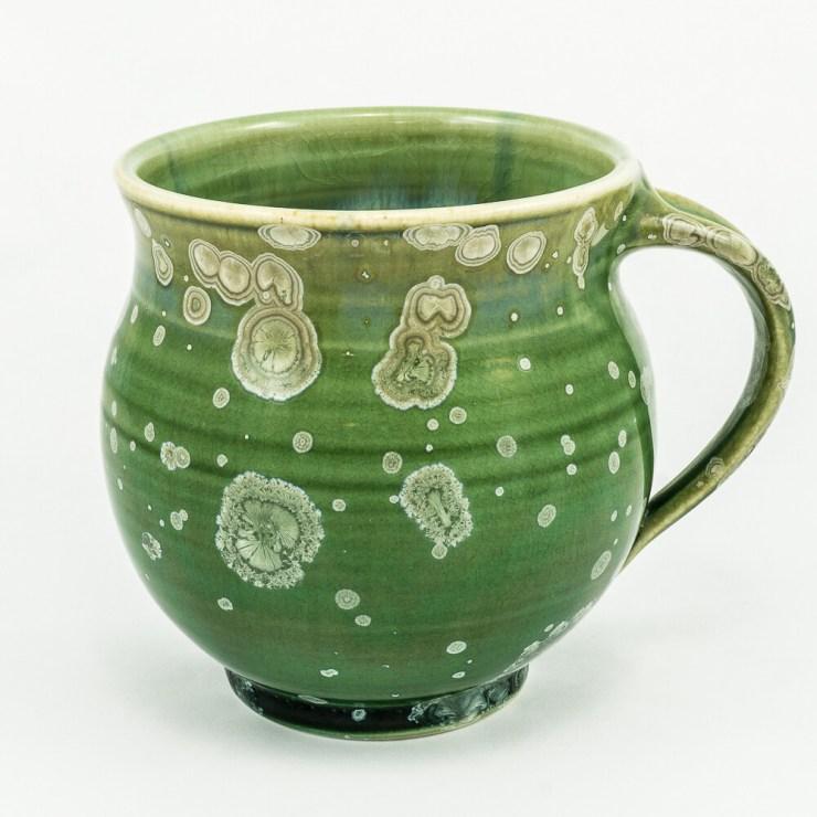Crystalline Glaze Mug by Andy Boswell #ABM1800620