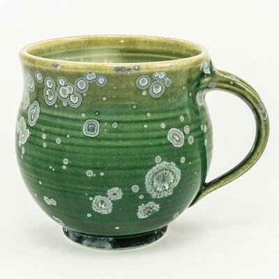 Crystalline Glaze Mug by Andy Boswell #ABM1800623
