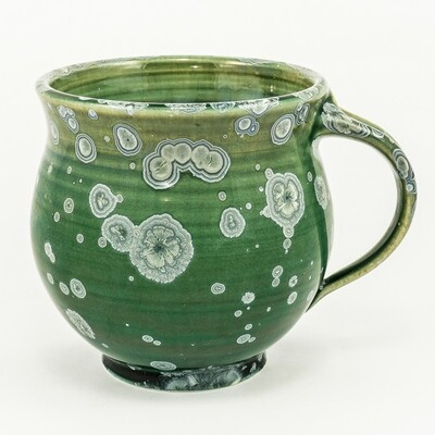 Crystalline Glaze Mug by Andy Boswell #ABM1800649