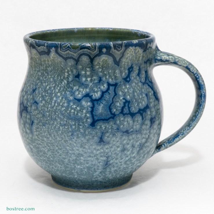 Crystalline Glaze Mug by Andy Boswell #ABM2103007