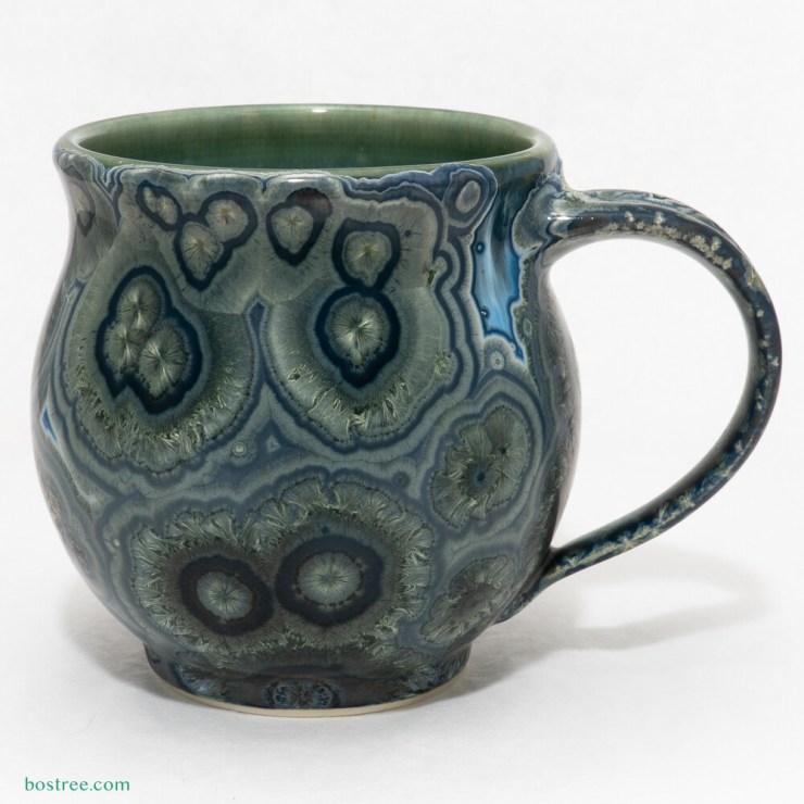 Crystalline Glaze Mug by Andy Boswell #ABM2103005