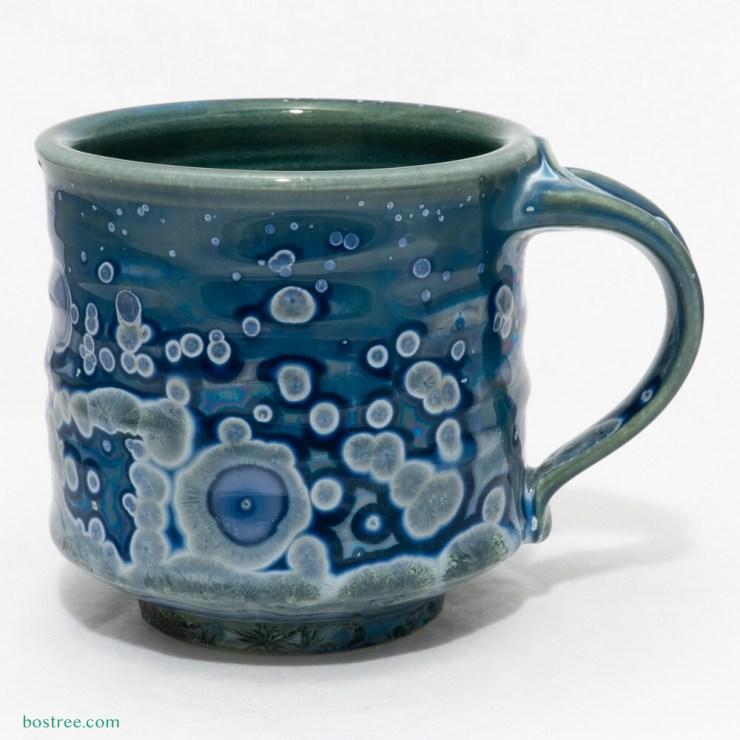 Crystalline Glaze Mug by Andy Boswell #ABM2103500