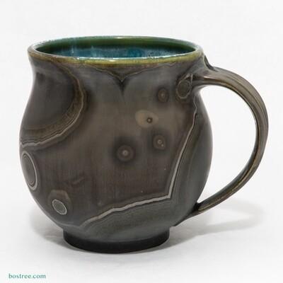 Crystalline Glaze Mug by Andy Boswell #ABM2103010