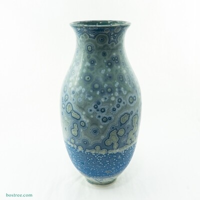 Crystalline Glaze Vase by Andy Boswell #ABV2012004