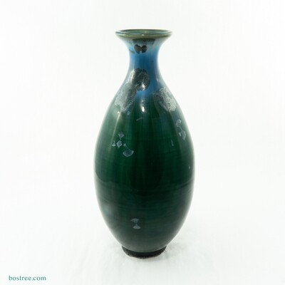 Crystalline Glaze Vase by Andy Boswell #ABV2012007