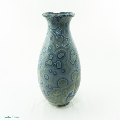 Crystalline Glaze Vase by Andy Boswell #ABV2012003