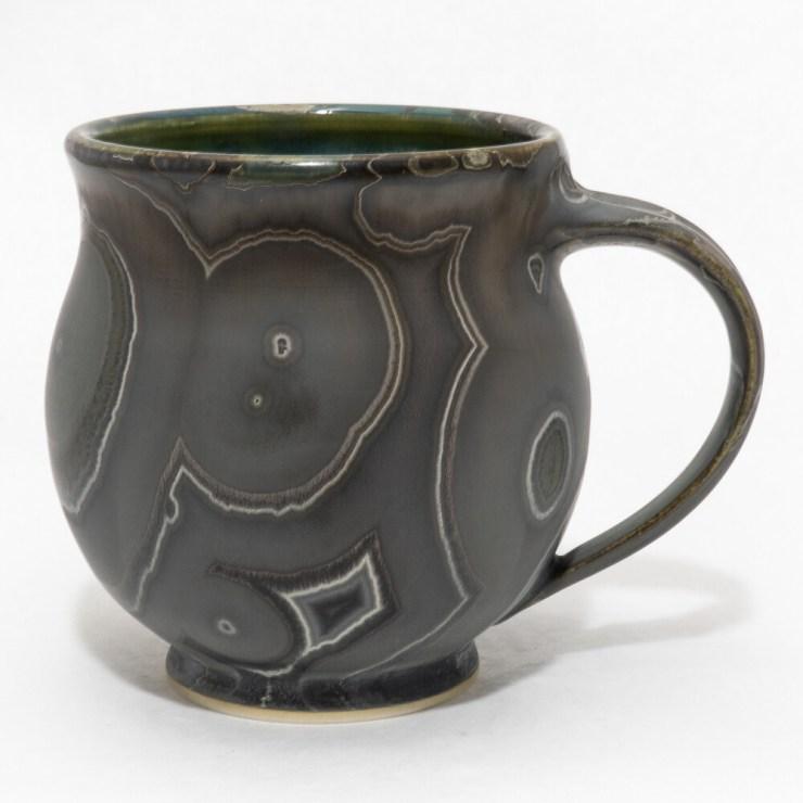 Crystalline Glaze Mug by Andy Boswell 210153