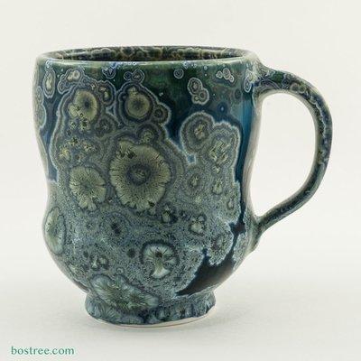 Crystalline Glaze Mug by Andy Boswell #AB00530
