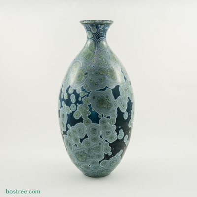 Crystalline Glaze Vase by Andy Boswell #ABV0104