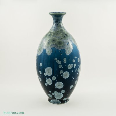 Crystalline Glaze Vase by Andy Boswell #ABV0117