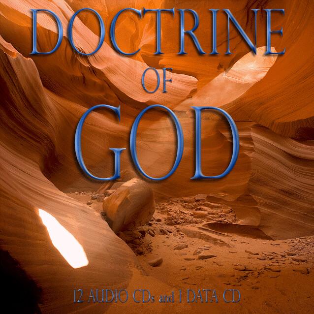 DOCTRINE OF GOD CD Set