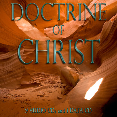 DOCTRINE OF CHRIST CD set
