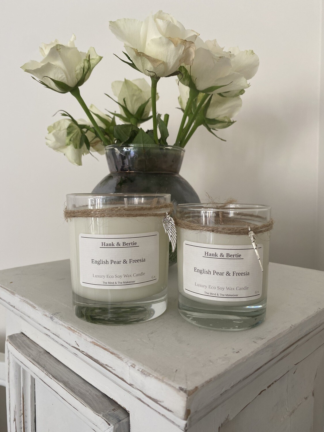 English Pear & Freesia 20cl Candle