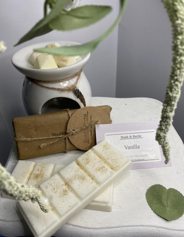 Vanilla Soy Wax Melts (6pcs)