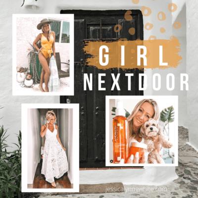 Girl Nextdoor Lightroom Presets