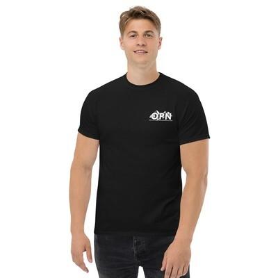 OPN Men's Black Short Sleeve Shirt