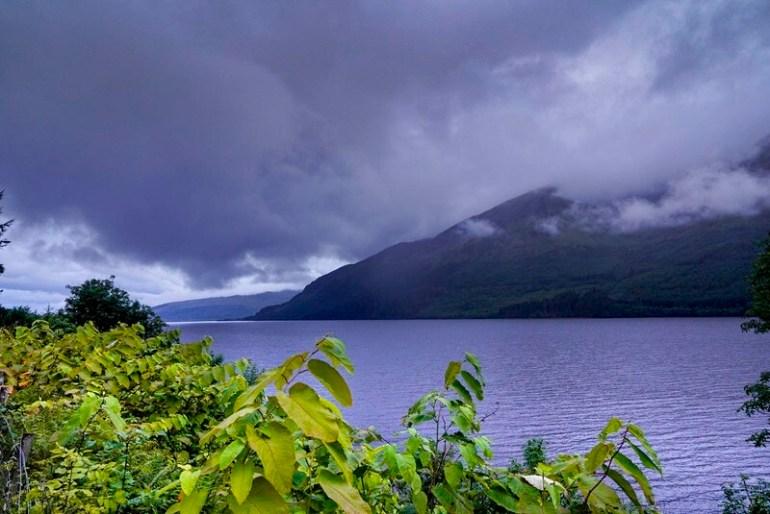 Magic View Of Scottish Loch