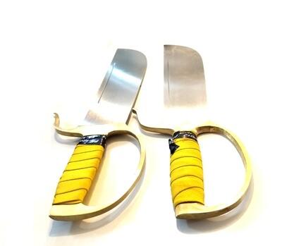Cuchillos Mariposa Premium Wing Chun