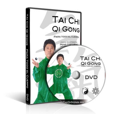 Tai Chi Qi Gong para todo el cuerpo en español.