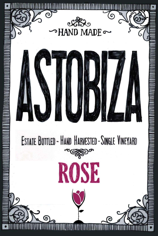 Astobiza Rose Txakoli