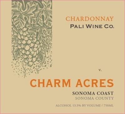 Pali Charm Acres Chardonnay