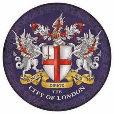 City of London wall Plaque