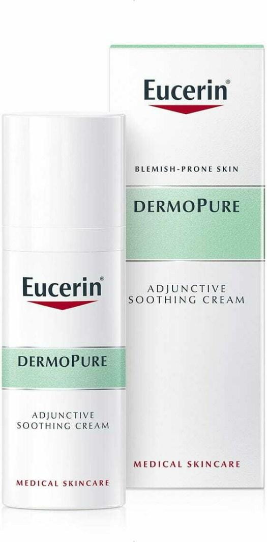 Eucerin DERMOPURE Adjunctive Soothing Cream