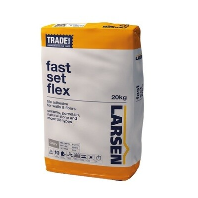 Fast Set Flex Grey Adhesive 20 kg
