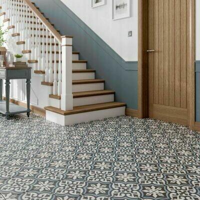 Miro Decor  Ceramic Floor Tile 25 x 25 cm
