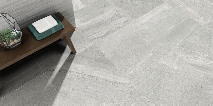 Spartia Grey Porcelain Tiles 60 x 60 cm